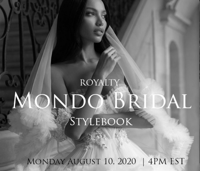 Mondo Bridal Stylebook - Royalty