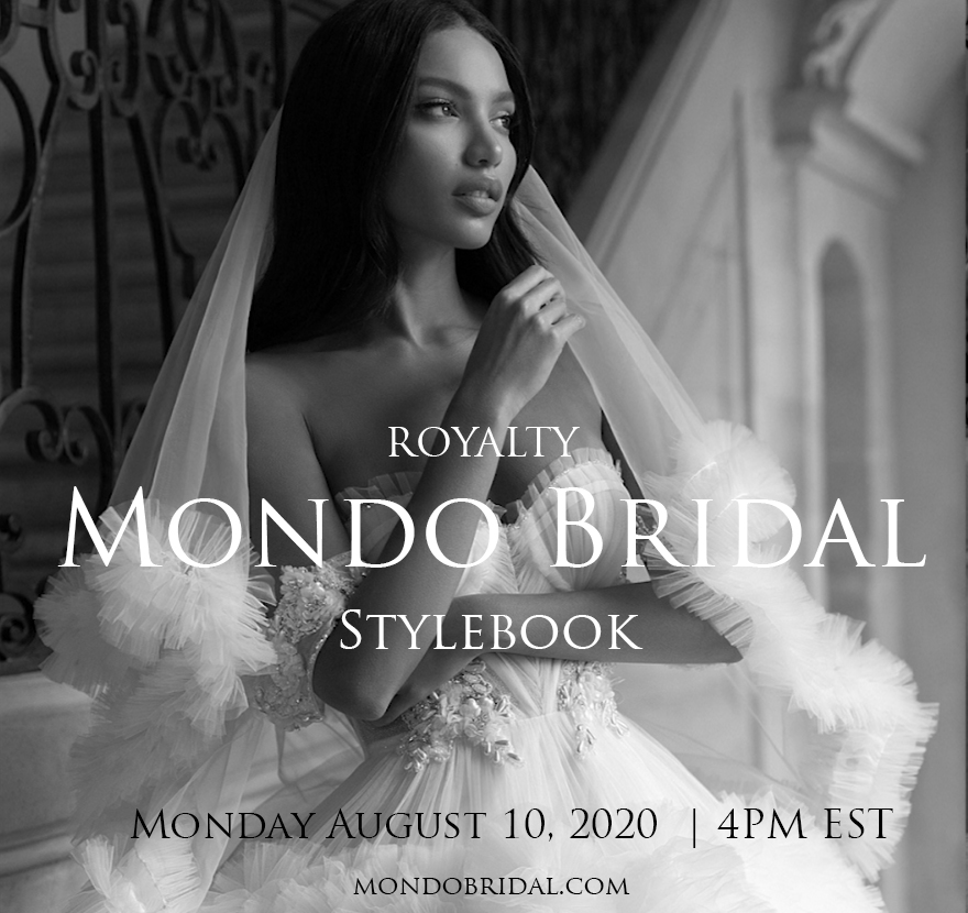 Mondo Bridal Stylebook – Royalty
