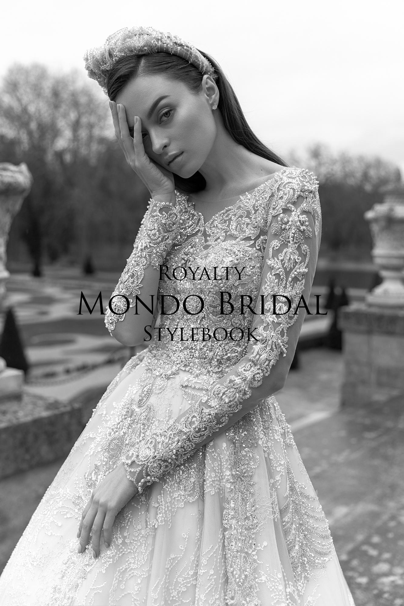 Shop Mondo Bridal Stylebook – Royalty