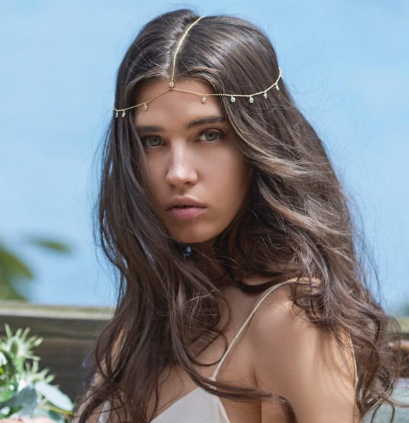 Boho Bridal Hair Accessories  by Amy O Bridal