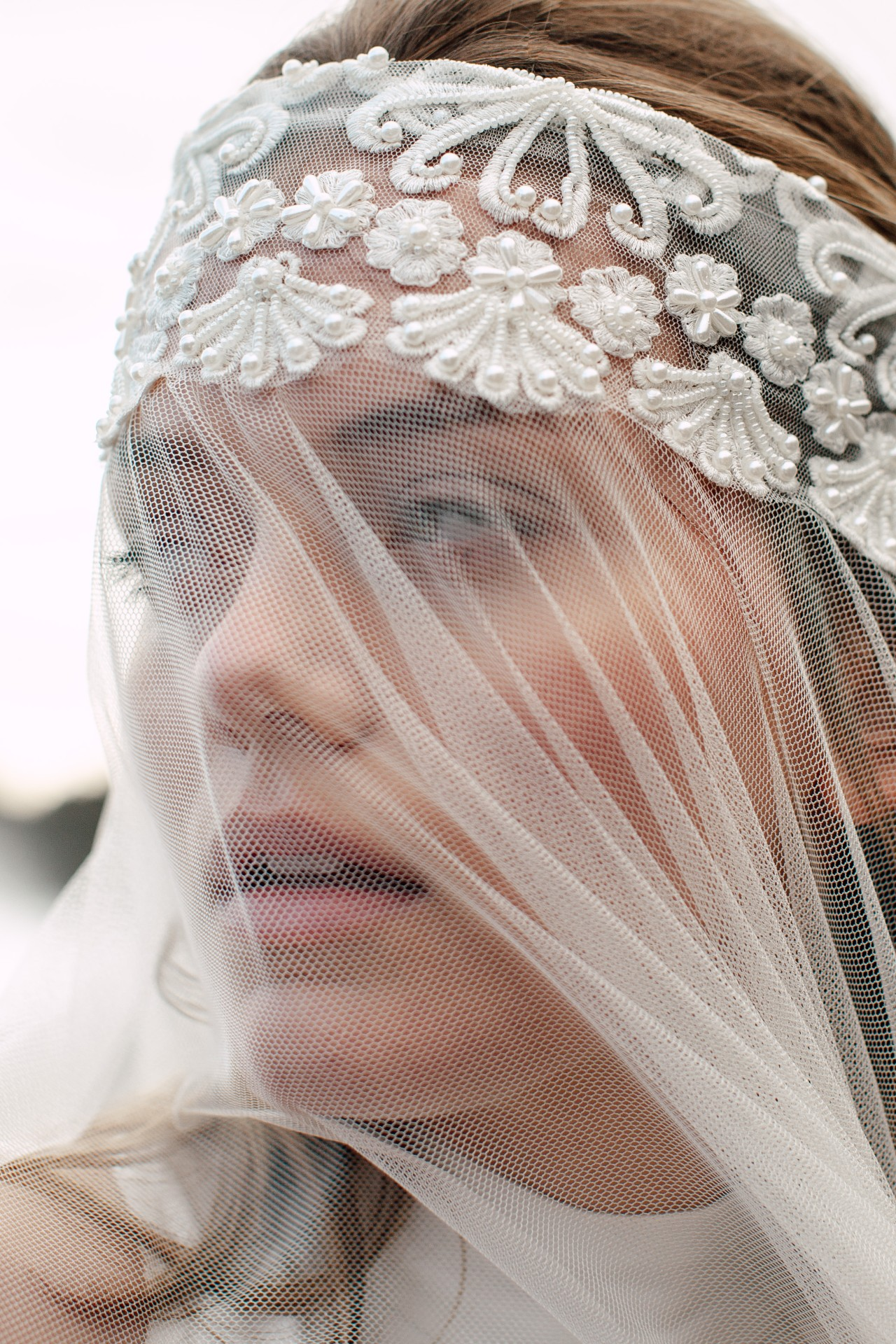 Ritual Unions Bridal Veils & Accessories From the BLOW 2020 Collection
