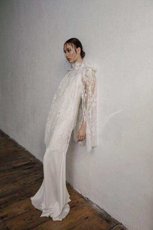 Ritual Unions - Mellow Cape and Yaiza Dress