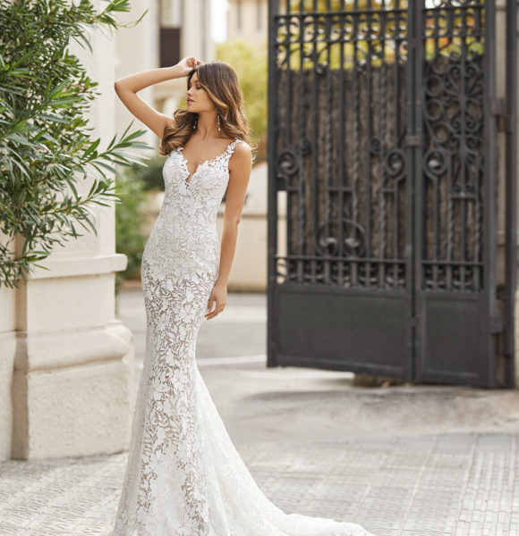Rosa Clará Wedding Dresses 2021
