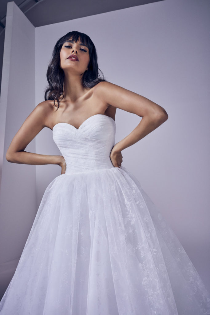 Suzanne Neville - Amora Crop Wedding Dresses - Modern Love Collection 2021