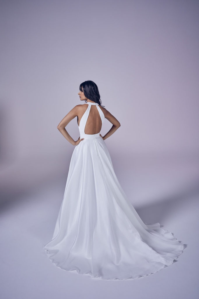 Suzanne Neville - Astrid Back - Wedding Dress - Modern Love Collection 2021