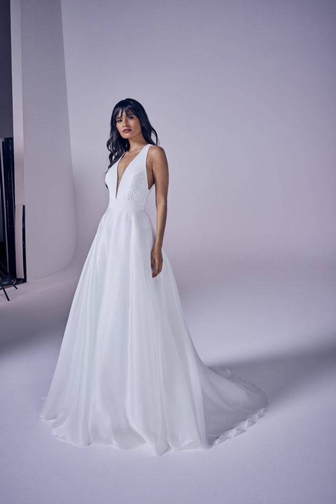 Suzanne Neville - Astrid Wedding Dress - Modern Love Collection 2021
