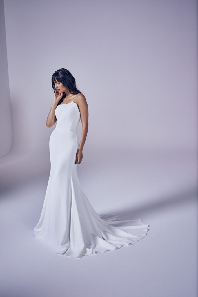 Suzanne Neville - Aurelia Wedding Dress - Modern Love Collection 2021