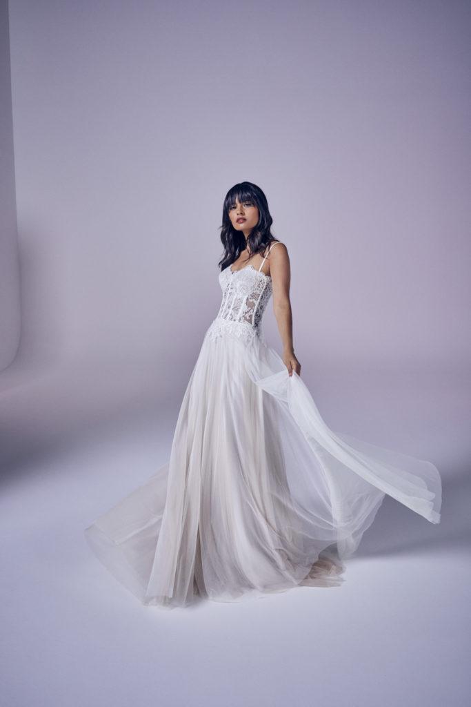 Suzanne Neville - Jacinta Wedding Dress - Modern Love Collection 2021