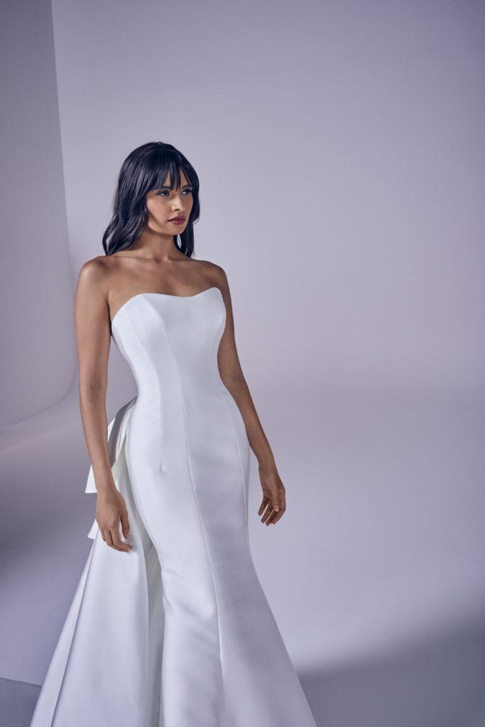 Suzanne Neville - Joy Crop Wedding Dress - Modern Love Collection 2021