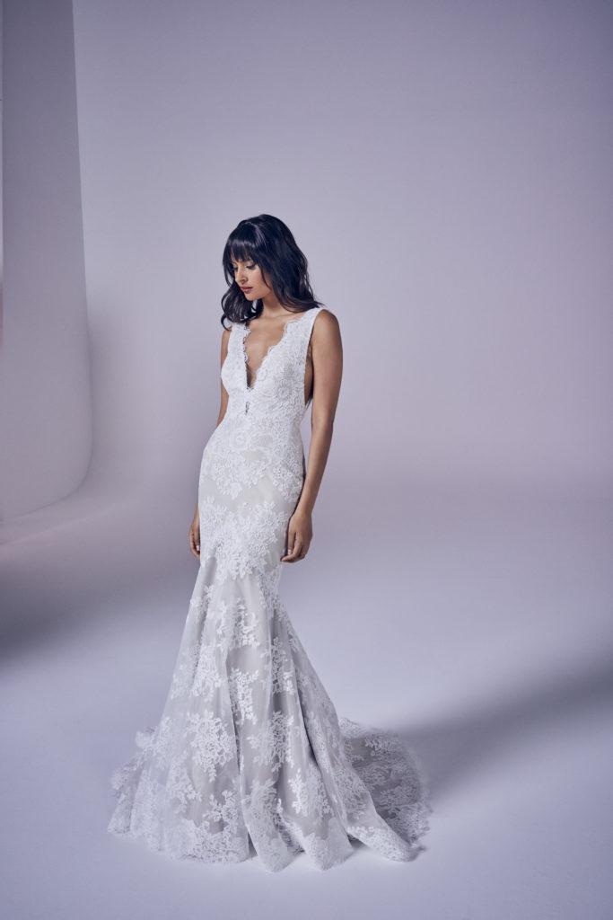 Suzanne Neville - Kassia Wedding Dress - Modern Love Collection 2021