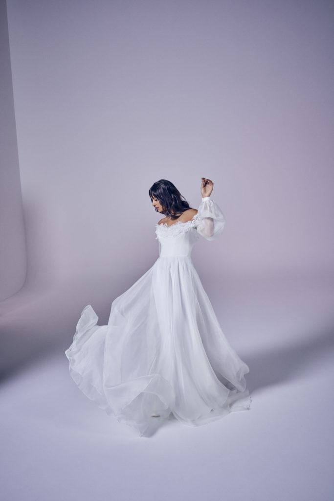 Suzanne Neville - Octavia Wedding Dress - Modern Love Collection 2021