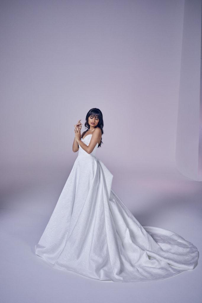 Suzanne Neville - Operetta Wedding Dress - Modern Love Collection 2021
