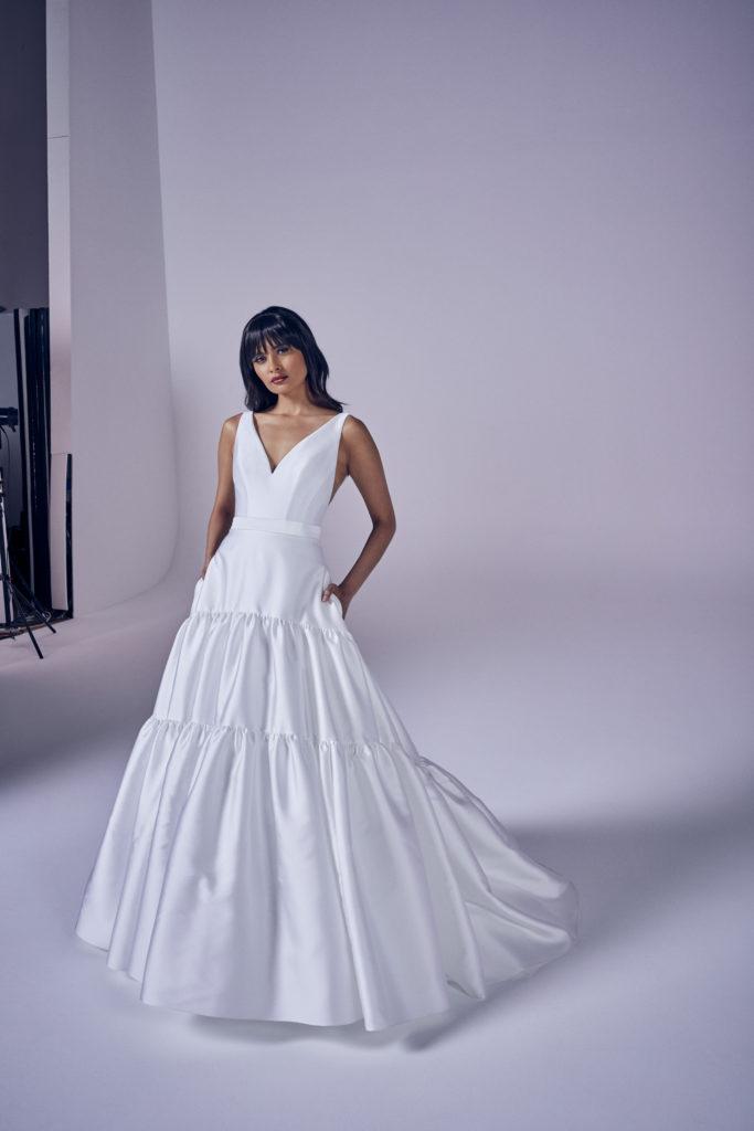 Suzanne Neville - Romilly Wedding Dress - Modern Love Collection 2021