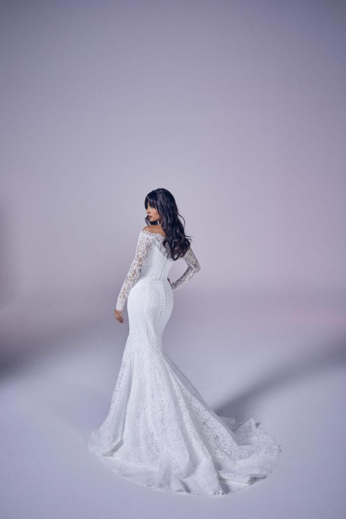 Suzanne Neville - Valentine Back Wedding Dress - Modern Love Collection 2021