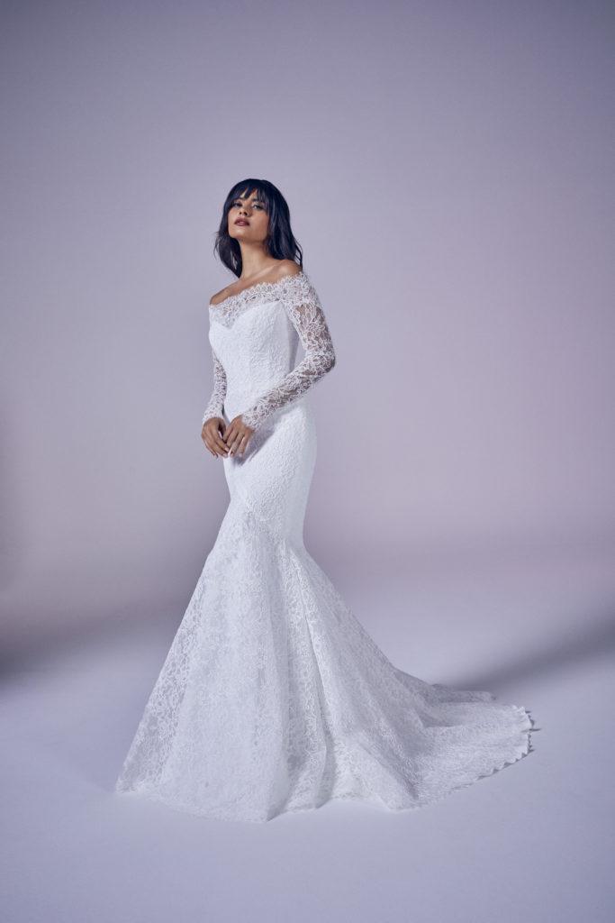 Suzanne Neville - Valentine Wedding Dress - Modern Love Collection 2021