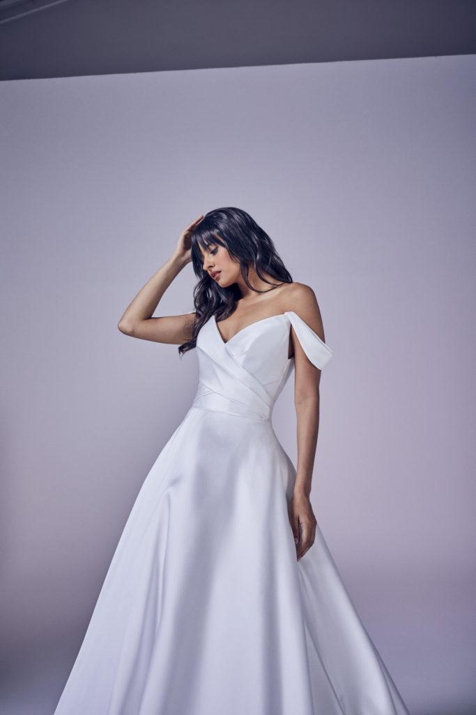 Suzanne Neville - Viola Wedding Dress - Modern Love Collection 2021