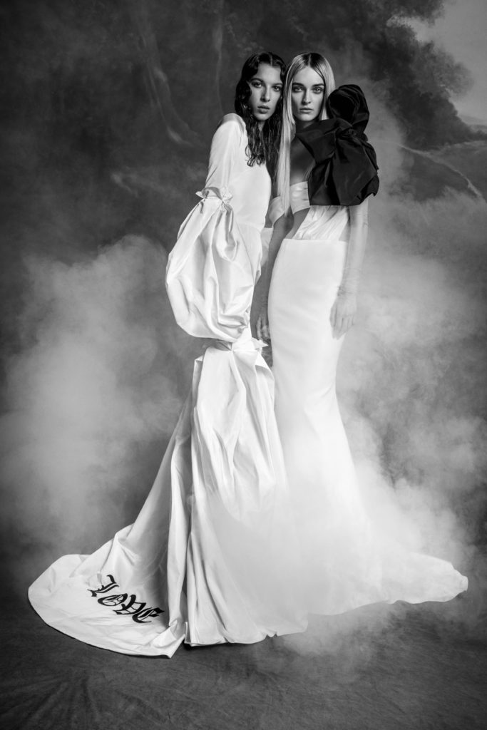 Vera Wang Bridal Fall 2020 - Betty and Joan