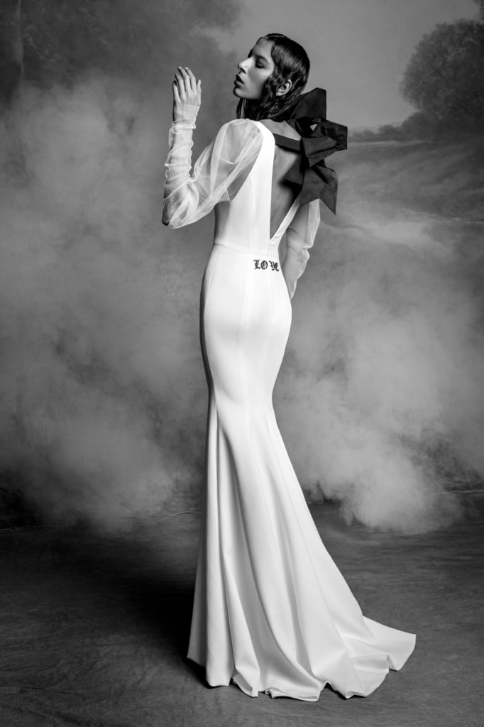 Vera Wang Bridal Fall 2020 - Helen