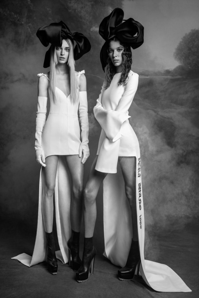 Vera Wang Bridal Fall 2020 - June and Susan
