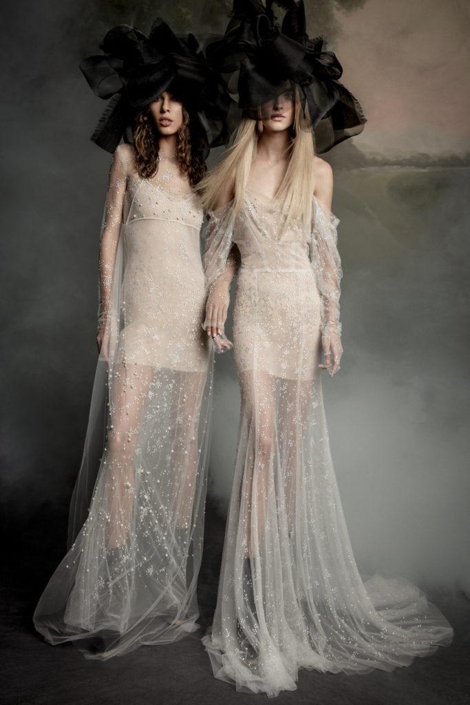 Vera Wang Bridal Fall 2020 - Milly and Rose