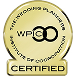The Wedding Planners Institute of Coordination - Certified