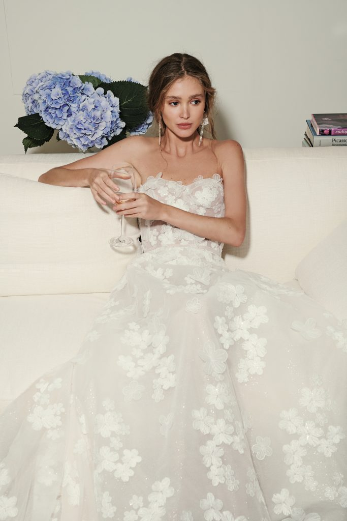 Mira Zwillinger - Bridal Fashion Week