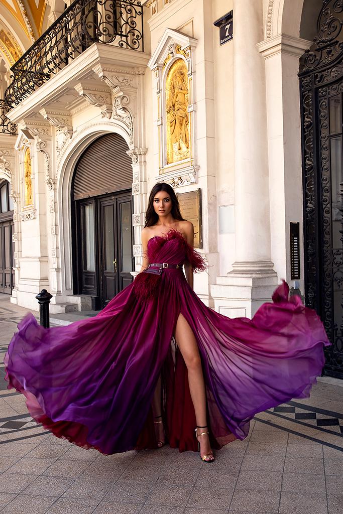 Oksana Mukha Evening Dress