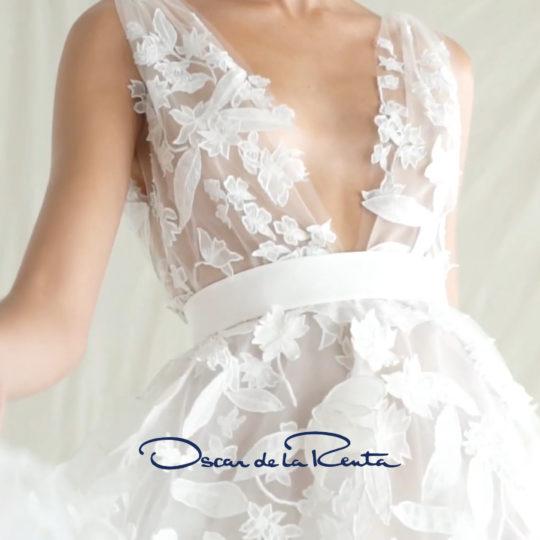 Oscar de la Renta Spring 2021 Bridal Collection
