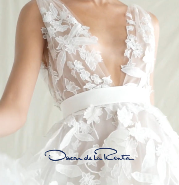 Oscar de la Renta Spring 2021 Bridal Collection