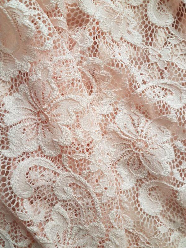 Style #881000064 Blush pink lace