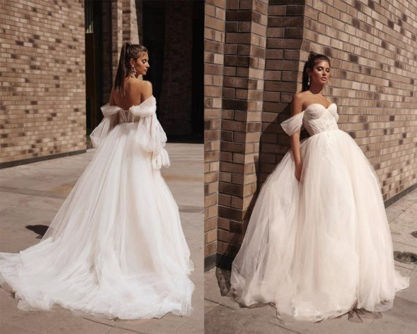 1Style #937999489 - Sweetheart Lace Wedding Dress