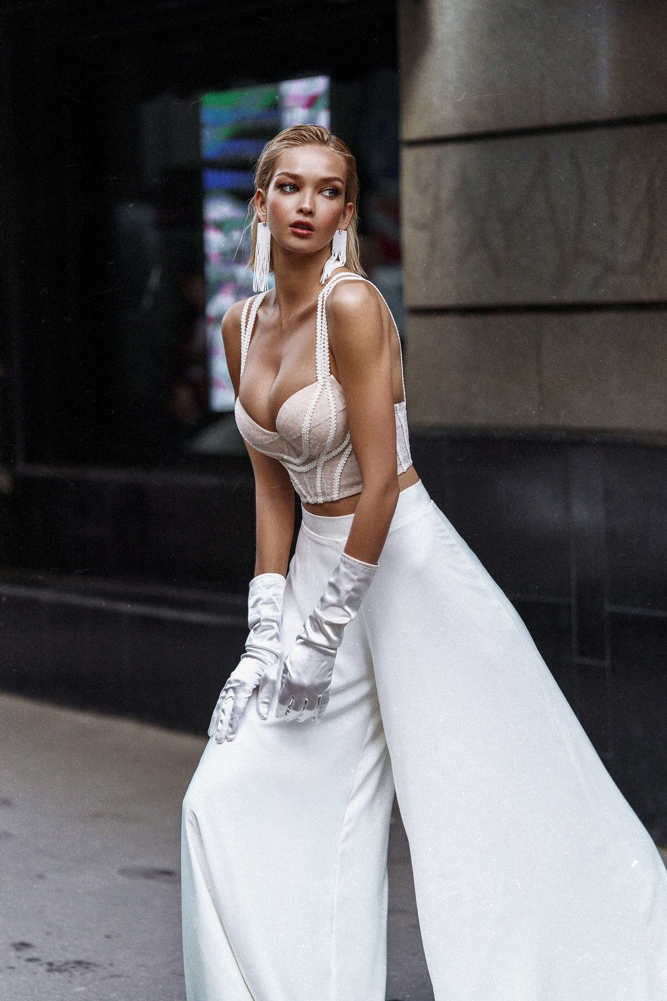 Allada from the Oh My Bride! Collection by Rara Avis