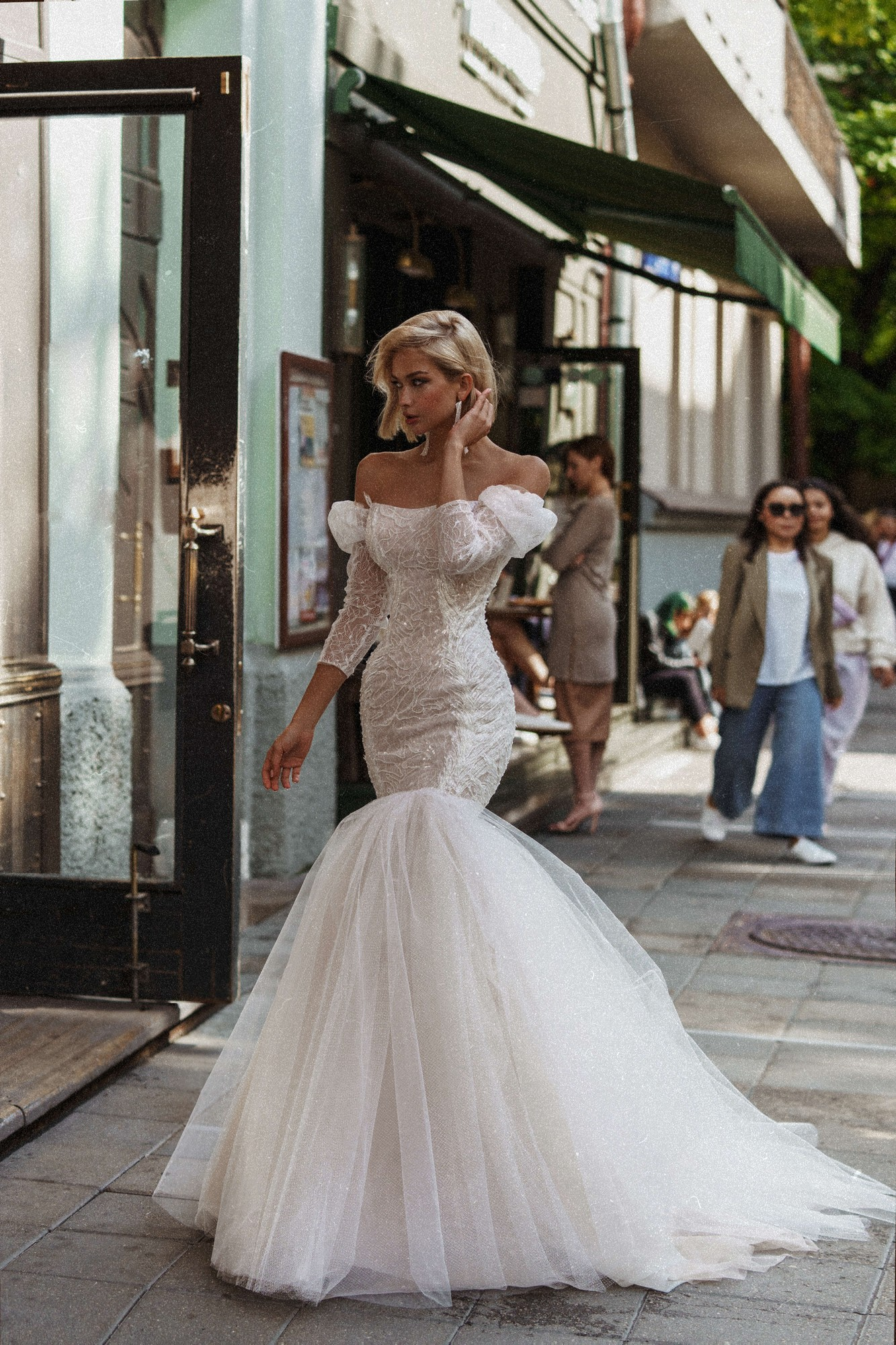 Arlit from the Oh My Bride! Collection by Rara Avis