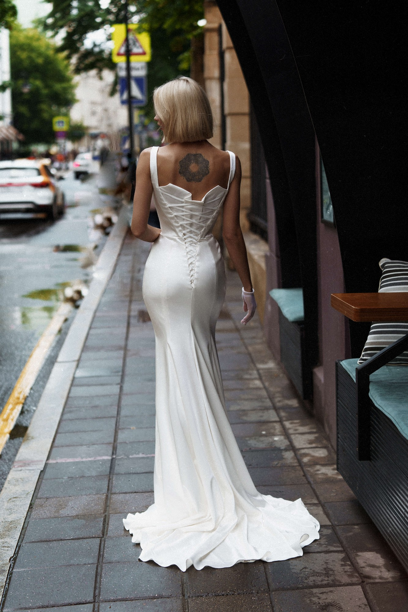 Casablanka from the Oh My Bride! Collection by Rara Avis