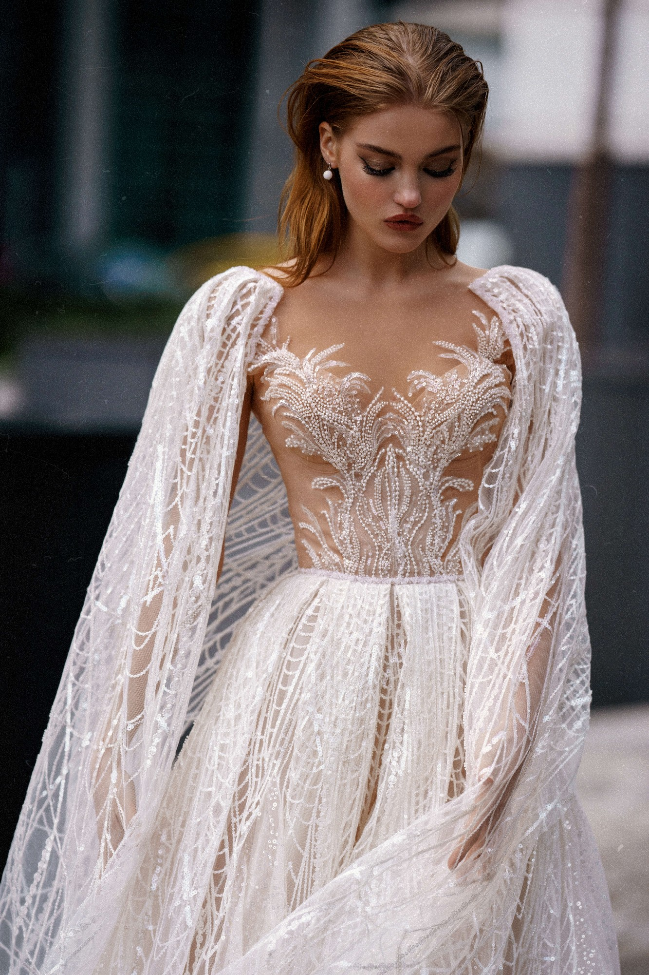 Kindia from the Oh My Bride! Collection by Rara Avis