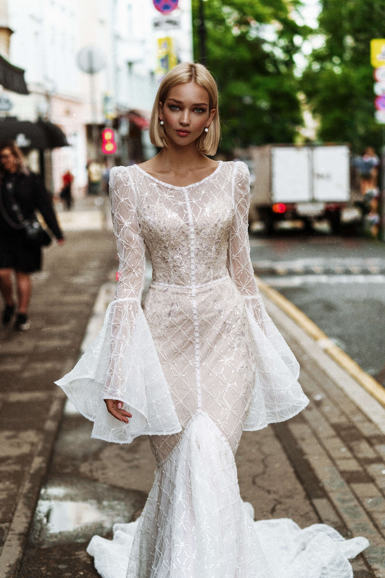 Margate from the Oh My Bride! Collection by Rara Avis