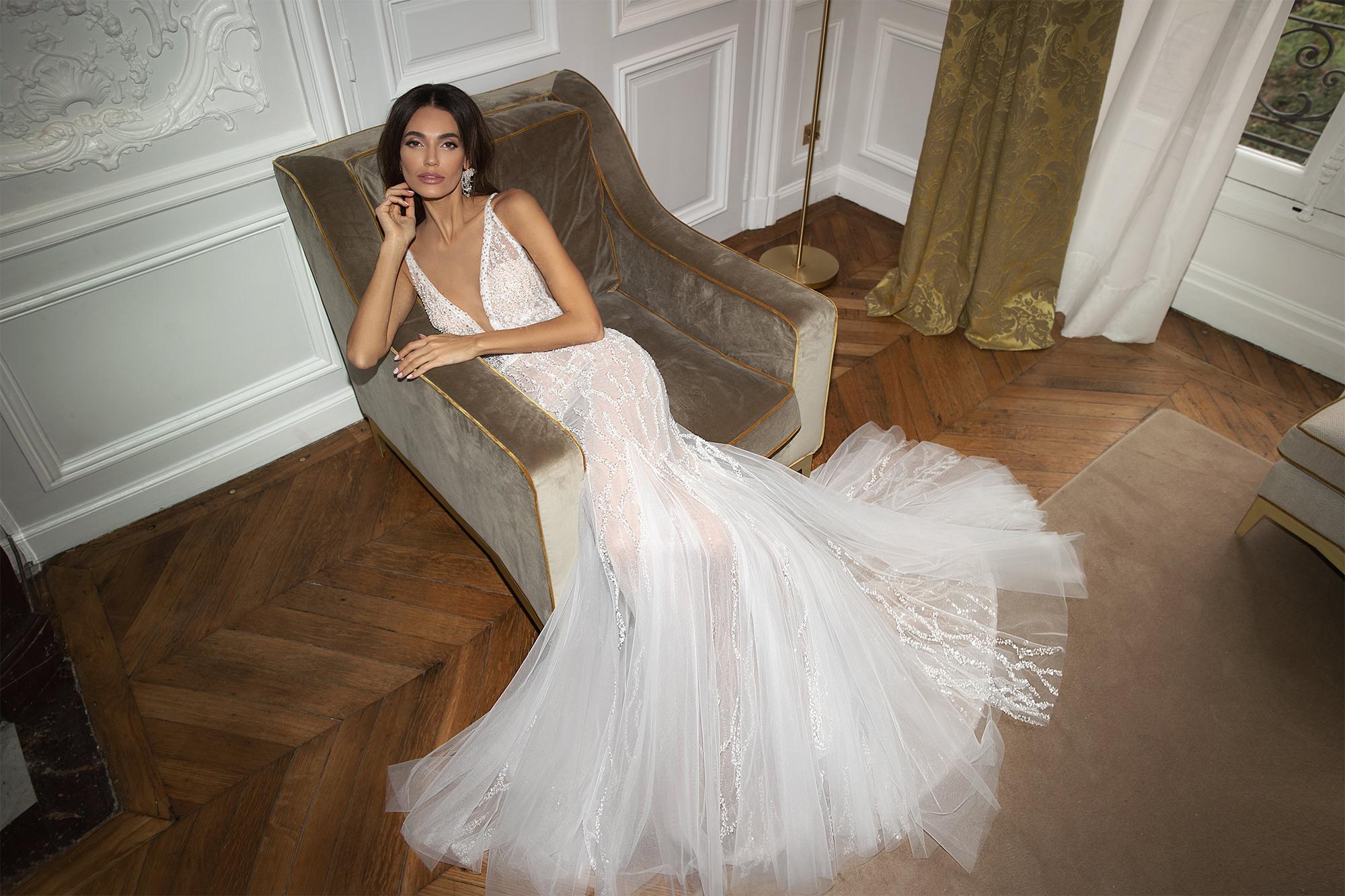 LuceSposa Paris Campaign - Margot