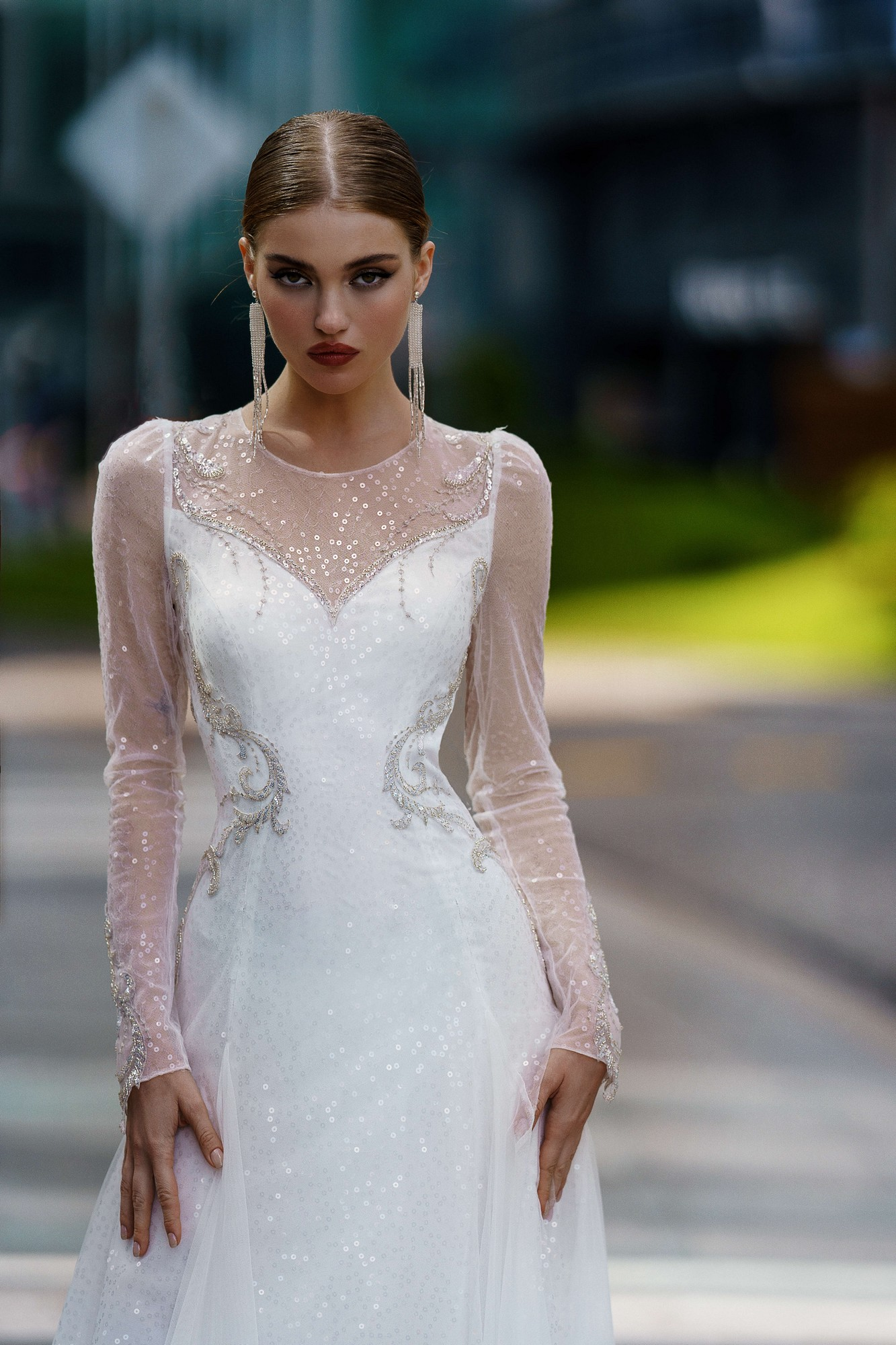 Norton from the Oh My Bride! Collection by Rara Avis