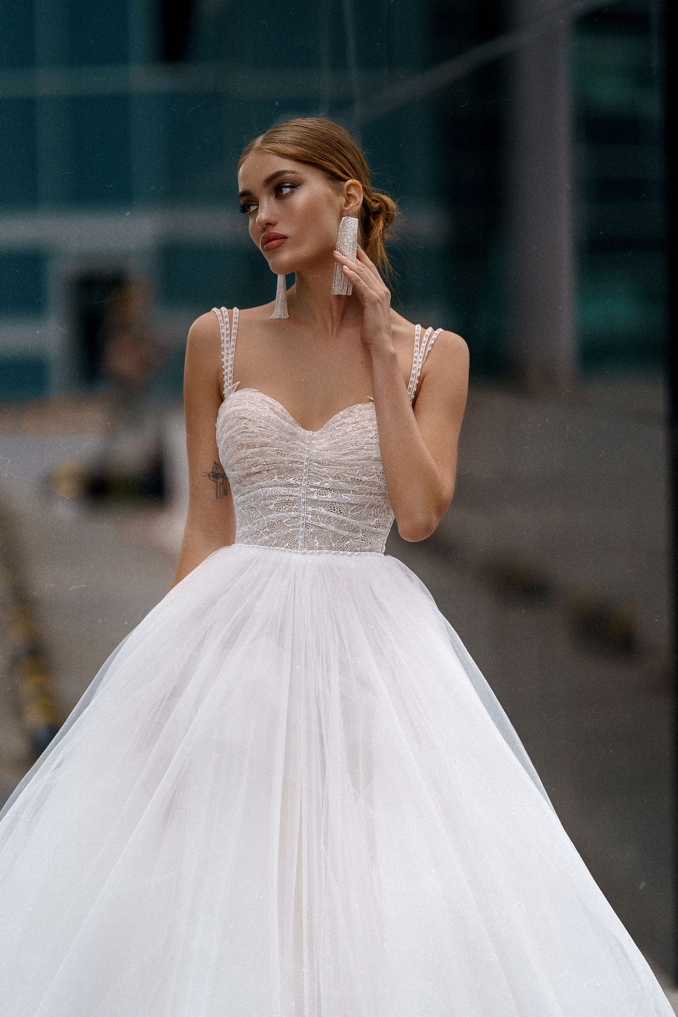 Offa from the Oh My Bride! Collection by Rara Avis