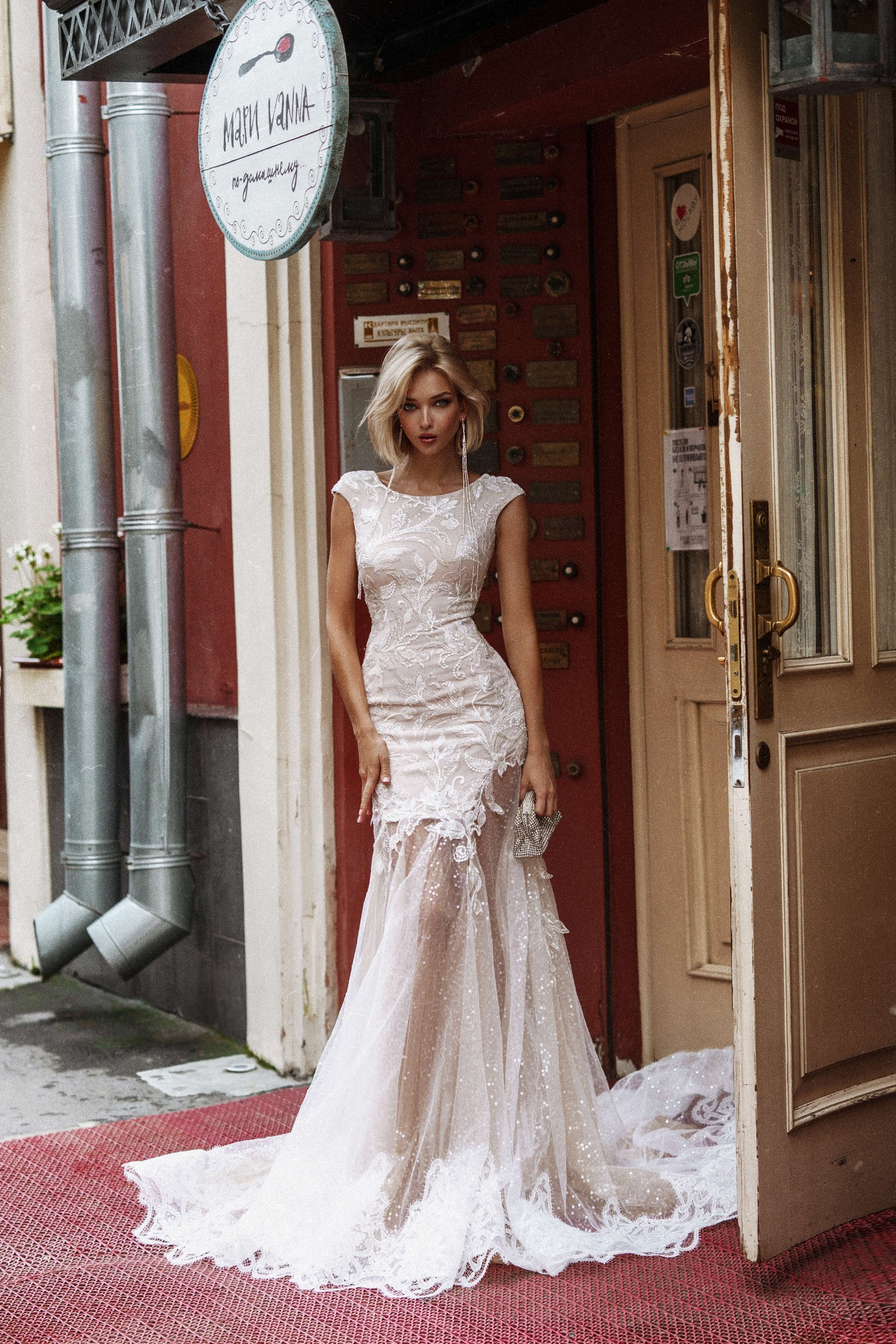 Shandi from the Oh My Bride! Collection by Rara Avis